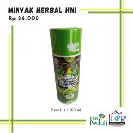 Minyak Herbal HNI