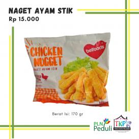 Naget Ayam Stik 170gr