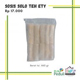 Sosis Solo Teh Ety