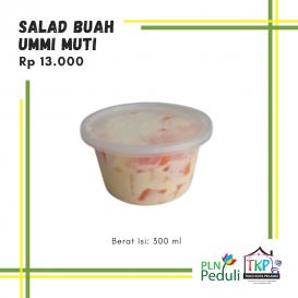 Salad Buah Ummi Muti