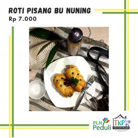 Roti Pisang Bu Nuning