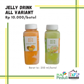 Jelly Drink All Variant