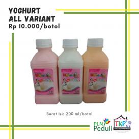 Yoghurt All Variant