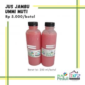 Jus Jambu Ummi Muti